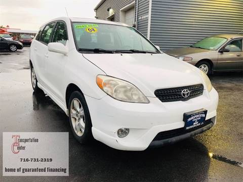 2008 Toyota Matrix for sale in Niagara Falls, NY
