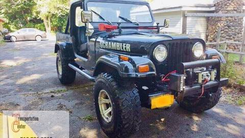 1982 Jeep Scrambler for sale in Niagara Falls, NY