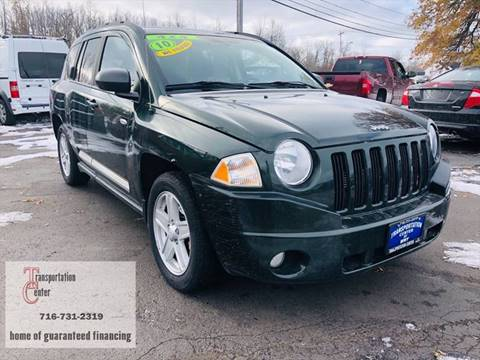 2010 Jeep Compass for sale in Niagara Falls, NY