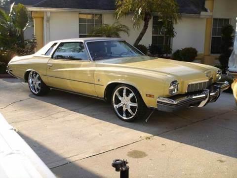1973 Buick Regal for sale in Altamonte Springs FL