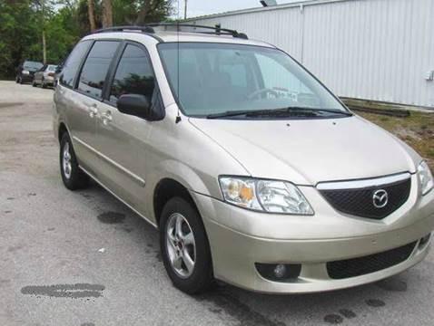 2002 Mazda MPV for sale at Auto Mo Sales & Repair in Altamonte Springs FL