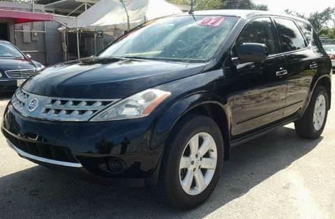 2007 Nissan Murano for sale at Auto Mo Sales & Repair in Altamonte Springs FL