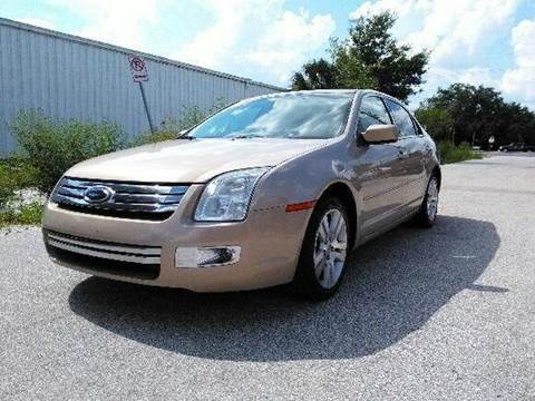 2008 Ford Fusion for sale at Auto Mo Sales & Repair in Altamonte Springs FL