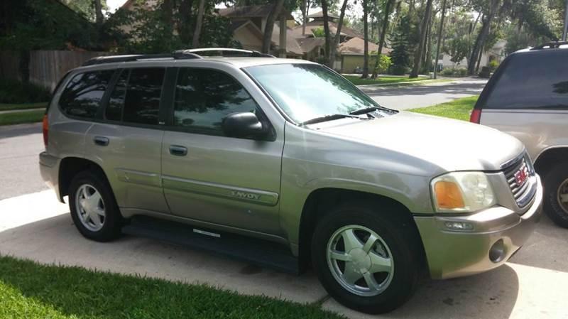 2002 GMC Envoy for sale at Auto Mo Sales & Repair in Altamonte Springs FL