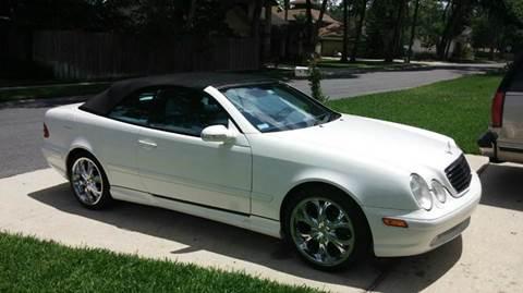 2002 Mercedes-Benz CLK for sale at Auto Mo Sales & Repair in Altamonte Springs FL
