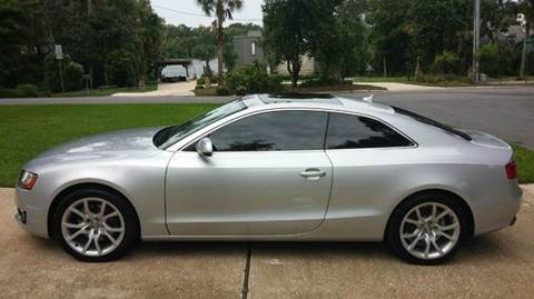 2011 Audi A5 for sale at Auto Mo Sales & Repair in Altamonte Springs FL