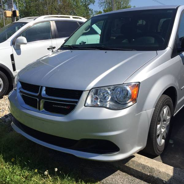2012 Dodge Grand Caravan SE 4dr Mini-Van - Fort Wayne IN
