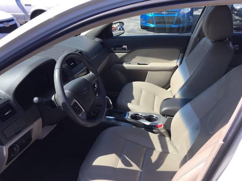 2012 Ford Fusion SEL 4dr Sedan - Fort Wayne IN