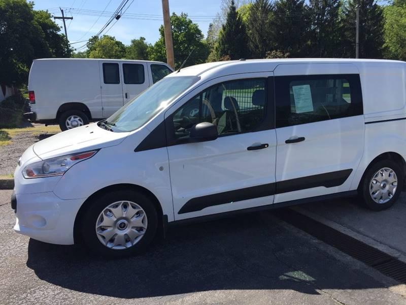 2014 Ford Transit Connect Cargo XLT 4dr LWB Cargo Mini-Van w/Rear Liftgate - Fort Wayne IN