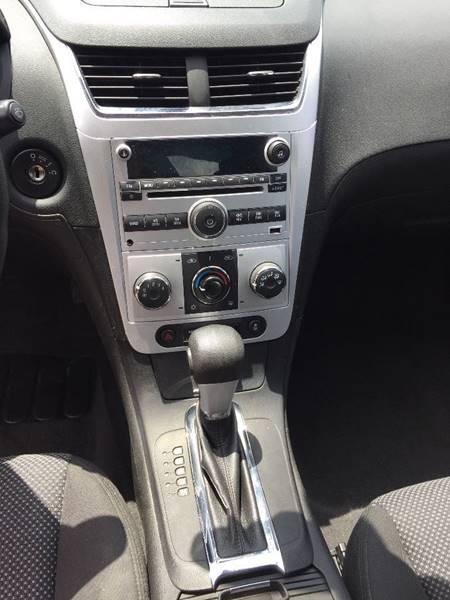 2012 Chevrolet Malibu LT 4dr Sedan w/1LT - Fort Wayne IN