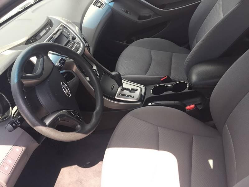 2013 Hyundai Elantra GLS 4dr Sedan - Fort Wayne IN