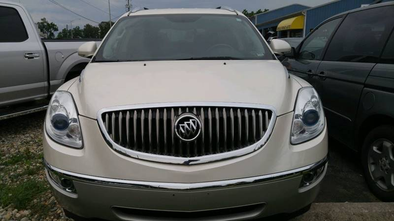 2010 Buick Enclave AWD CXL 4dr Crossover w/1XL - Fort Wayne IN