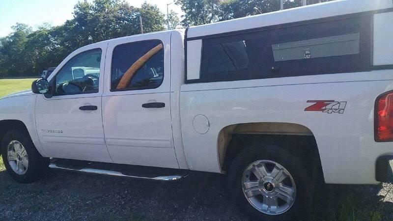 2012 Chevrolet Silverado 1500 4x4 LT 4dr Crew Cab 5.8 ft. SB - Fort Wayne IN