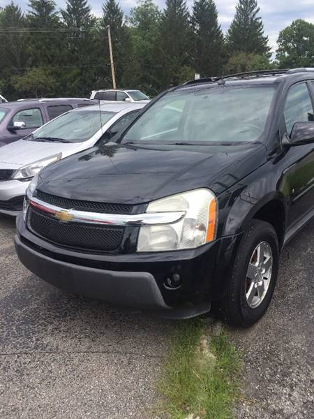 2006 Chevrolet Equinox LT 4dr SUV - Fort Wayne IN