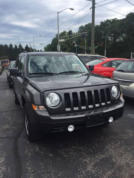 2015 Jeep Patriot 4x4 Sport 4dr SUV - Fort Wayne IN