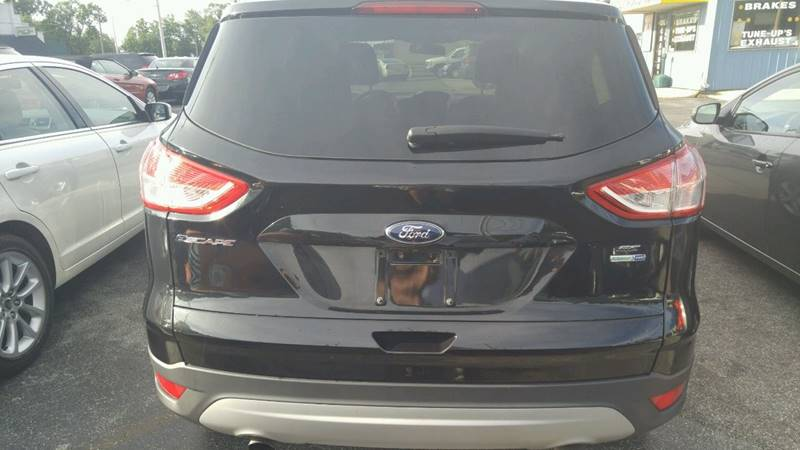 2014 Ford Escape AWD SE 4dr SUV - Fort Wayne IN