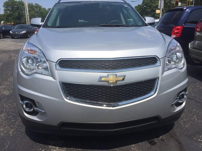 2015 Chevrolet Equinox AWD LT 4dr SUV w/2LT - Fort Wayne IN
