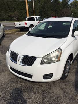 2009 Pontiac Vibe for sale in Fort Wayne, IN