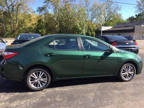 2015 Toyota Corolla for sale in Fort Wayne, IN
