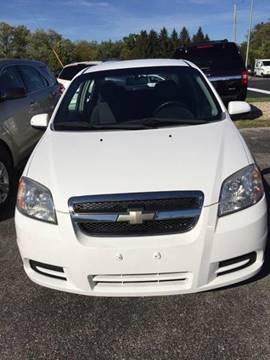 2010 Chevrolet Aveo for sale in Fort Wayne, IN