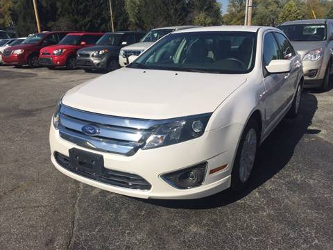 2011 Ford Fusion Hybrid for sale in Fort Wayne, IN