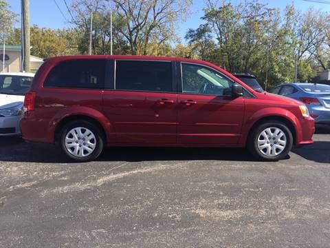2015 Dodge Grand Caravan for sale in Fort Wayne, IN