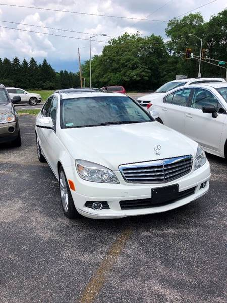 2008 Mercedes Benz C Class   Fort Wayne IN