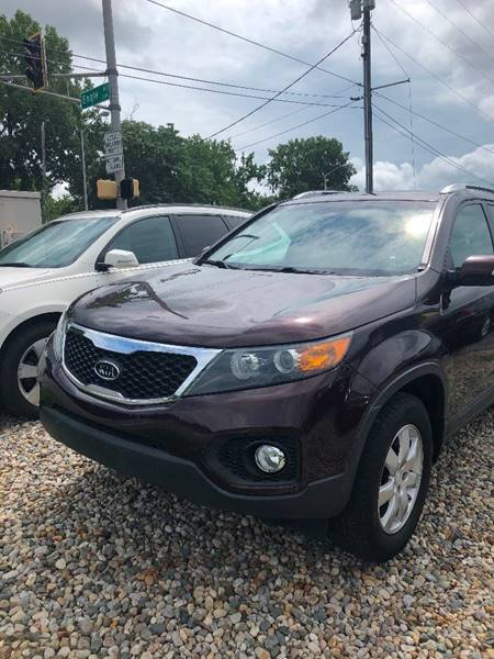 2011 kia sorento 4dr suv in fort wayne in engle road auto. Black Bedroom Furniture Sets. Home Design Ideas