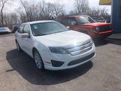 2012 Ford Fusion for sale in Fort Wayne, IN
