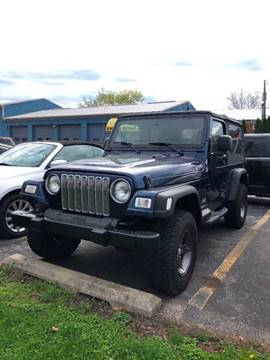 2005 Jeep Wrangler for sale in Fort Wayne, IN