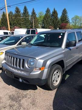 2016 Jeep Patriot for sale in Fort Wayne, IN