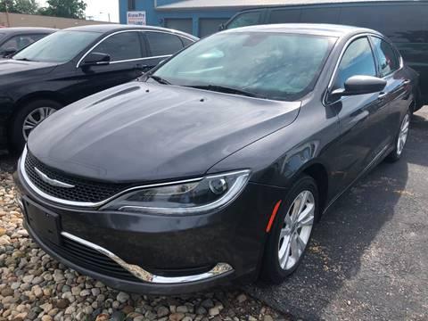 2016 Chrysler 200 for sale in Fort Wayne, IN