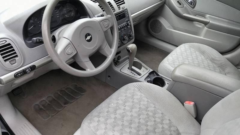2005 Chevrolet Malibu 4dr Sedan - Fort Wayne IN
