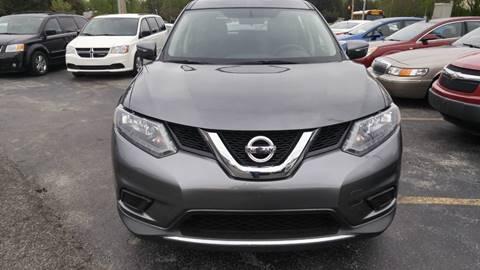 2014 Nissan Rogue
