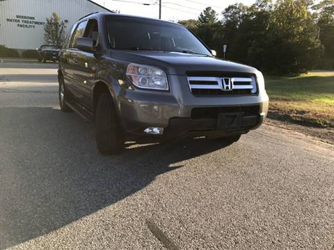 2007 Honda Pilot for sale in Pawtucket, RI
