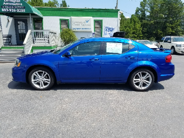 2013 DODGE AVENGER SXT 4DR SEDAN blue 2-stage unlocking doors abs - 4-wheel active head restrai