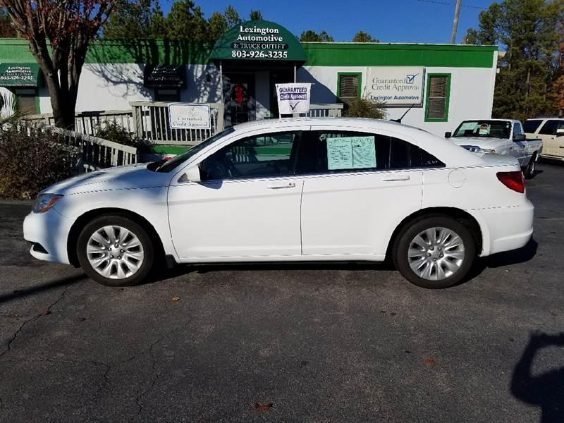 Chrysler LX Dr Sedan In West Columbia SC Lexington - Chrysler dealership in columbia sc