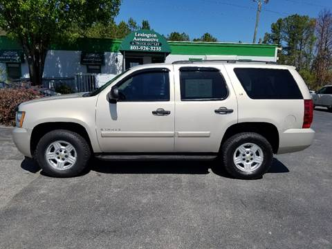 2008 Chevrolet Tahoe For Sale In West Columbia SC