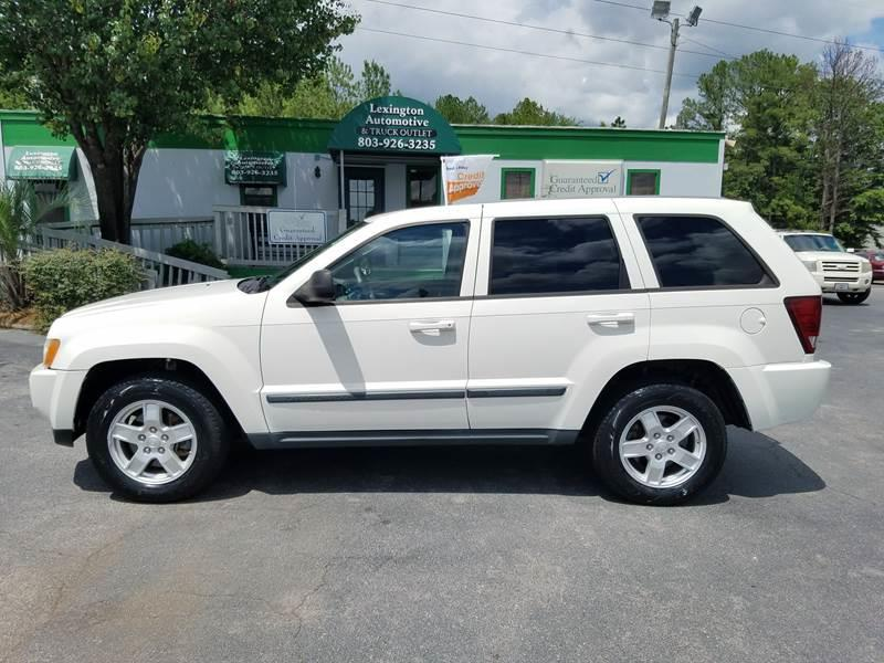 2007 Jeep Grand Cherokee For Sale At Lexington Automotive U0026 Truck Outlet In  West Columbia SC
