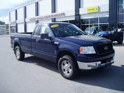 2004 Ford F-150 for sale in Menominee, MI