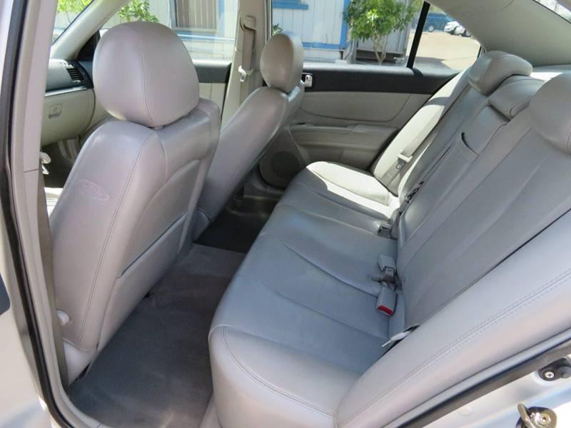 2006 Hyundai Sonata GLS V6 4dr Sedan - Tucson AZ