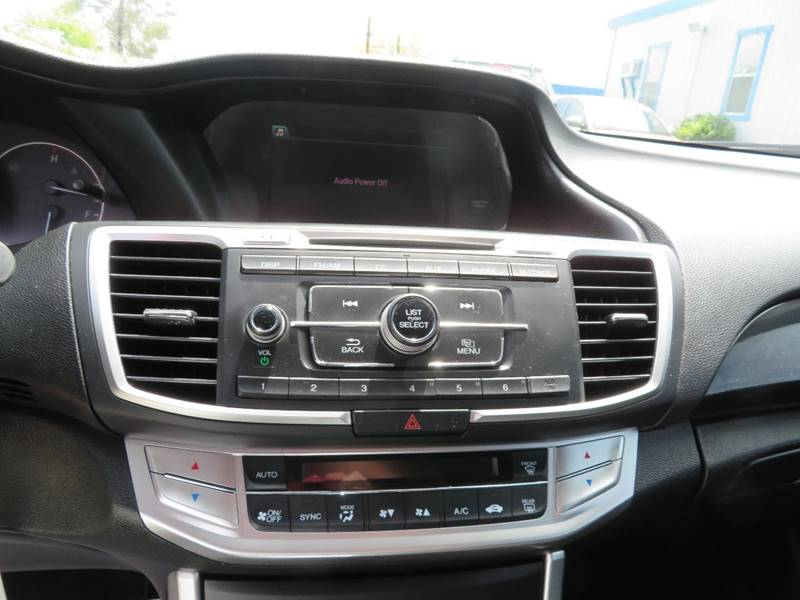 2014 Honda Accord Sport 4dr Sedan CVT - Tucson AZ