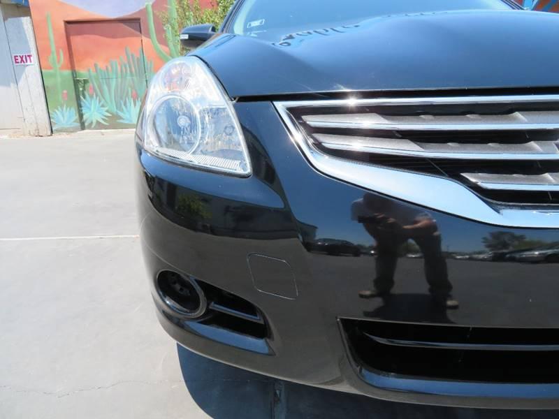 2012 Nissan Altima 2.5 S 4dr Sedan - Tucson AZ
