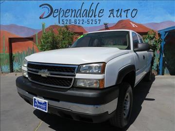 2006 Chevrolet Silverado 2500HD for sale in Tucson, AZ