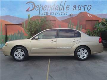 2006 Chevrolet Malibu