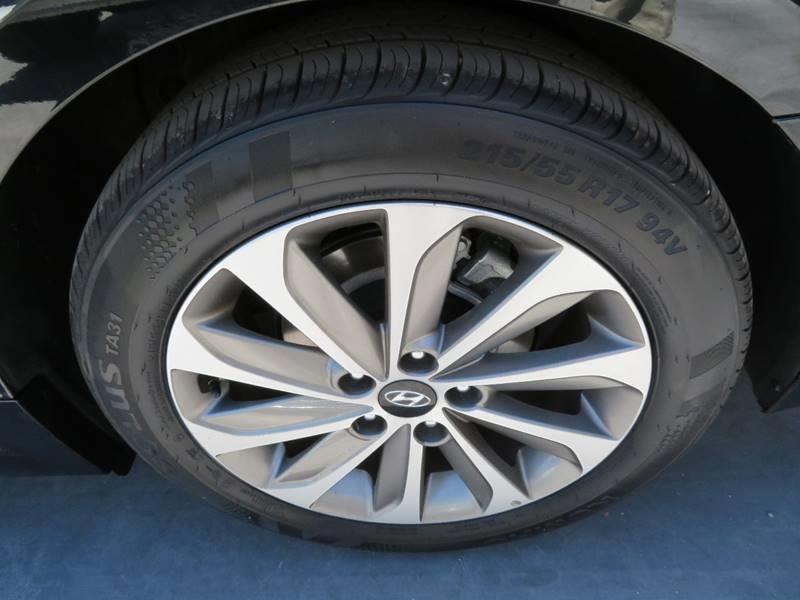 2016 Hyundai Sonata Sport 4dr Sedan - Tucson AZ