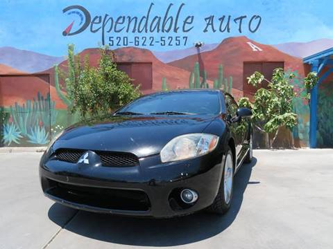 2007 mitsubishi eclipse spyder for sale in tucson az