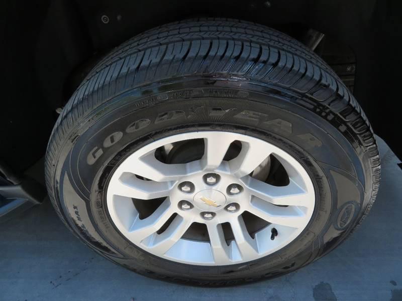 2016 Chevrolet Tahoe 4x4 LT 4dr SUV - Tucson AZ