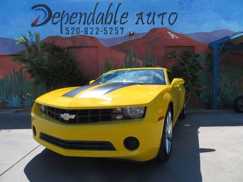 2013 Chevrolet Camaro LS 2dr Coupe w/2LS - Tucson AZ