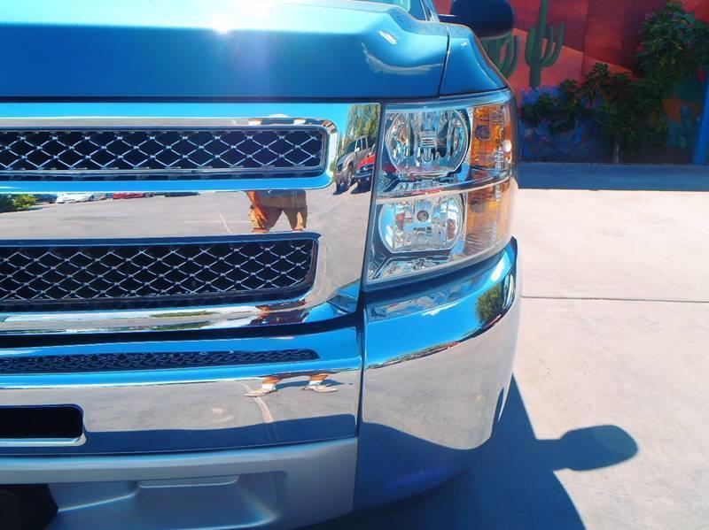 2013 Chevrolet Silverado 1500 4x2 LT 4dr Crew Cab 5.8 ft. SB - Tucson AZ
